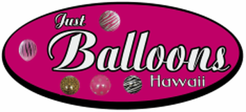 Just Balloons Hawaii​ 808) 854-1593